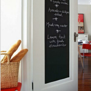 Chalk Board Removable Blackboard Sticker
