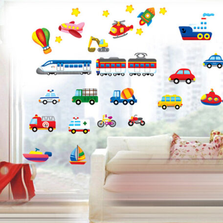 cartoon-car-flower-vine-diy-vinyl-wall-stickers-for-kids-rooms-home-decor-art-decals-3d-jpg_640x640