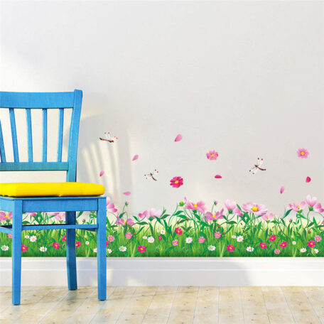 diy-wall-stickers-home-decor-nature-colorful-flowers-grass-dragonfly-stickers-muraux-3d-wall-decals-floral-jpg_640x640