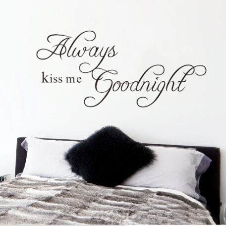 free-shipping-22-8-x-10-2-always-kiss-me-goodnight-diy-removable-art-vinyl-quote-jpg_640x640