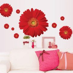 Living Room Floral Stickers