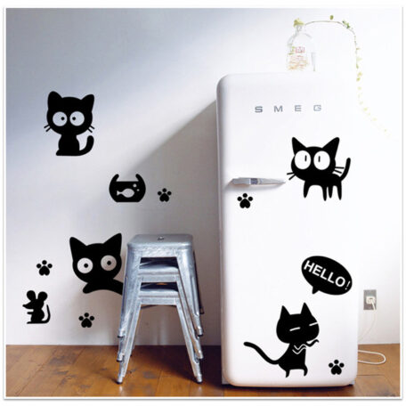 new-45-60cm-removable-wall-decal-wall-sticker-black-cats-diy-wallpaper-art-decals-mural-for-jpg_640x640