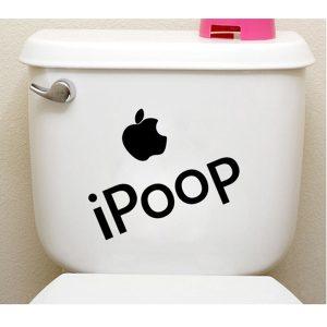 Toilet iPoop